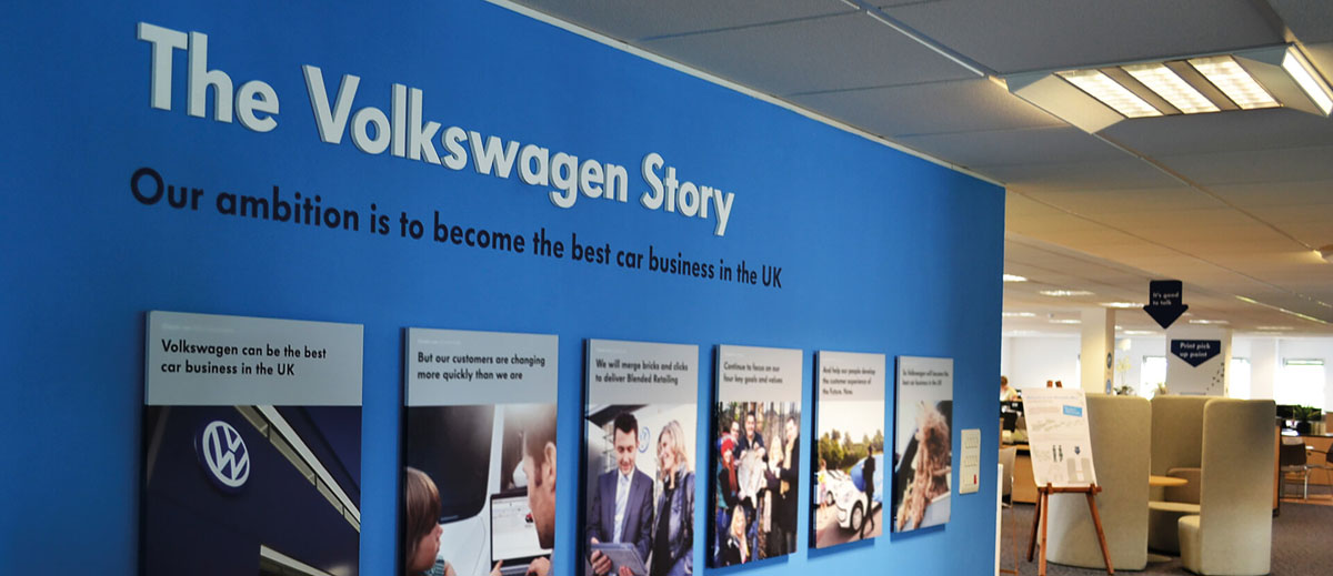 Volkswagen Group Banner 1