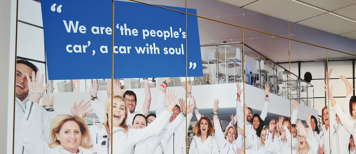 Volkswagen Group Banner 2